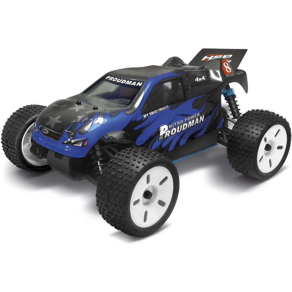 BHC 16310 RC car ROAD 1/16 BUDDY TOYS