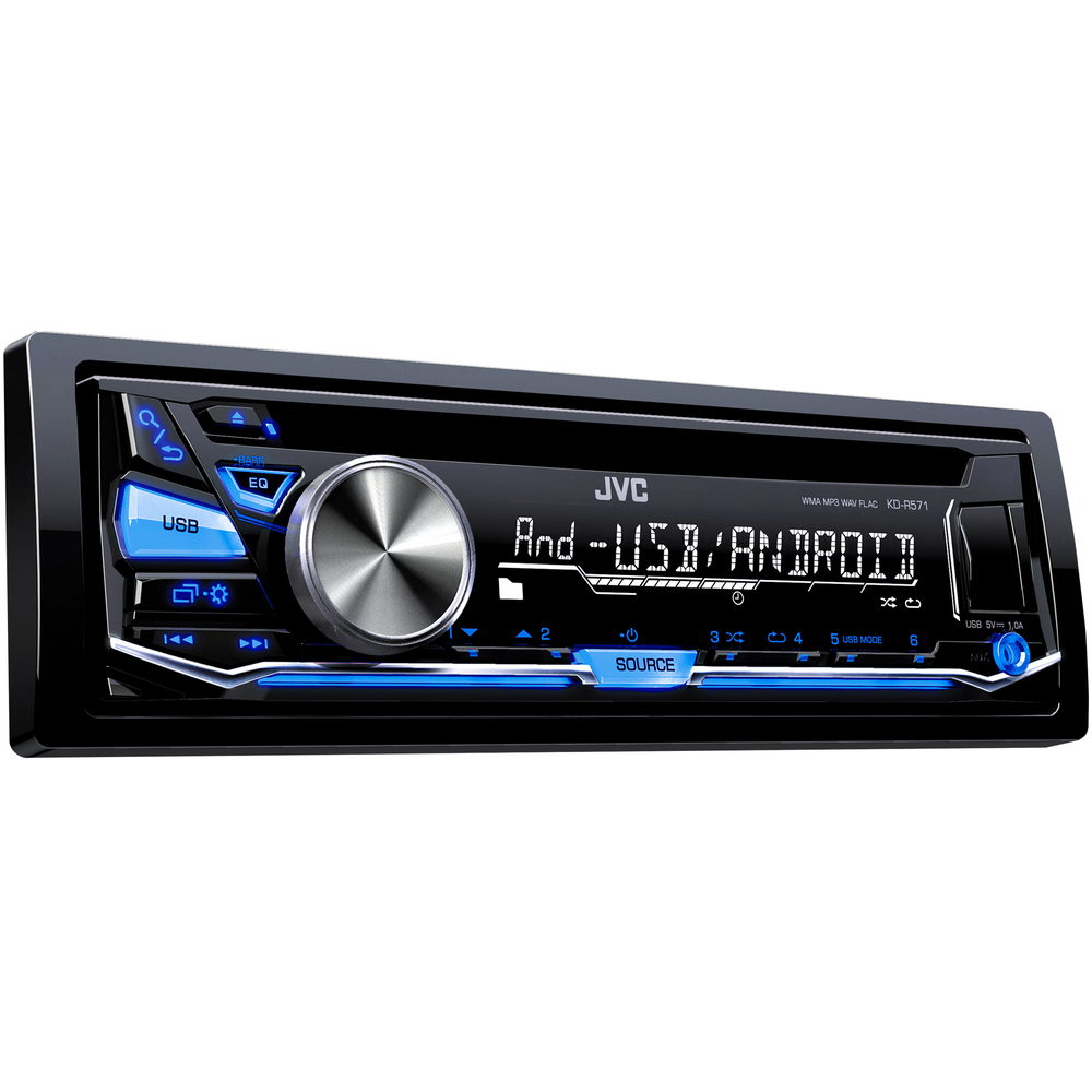 KD R571 AUTORÁDIO S CD/MP3/USB JVC