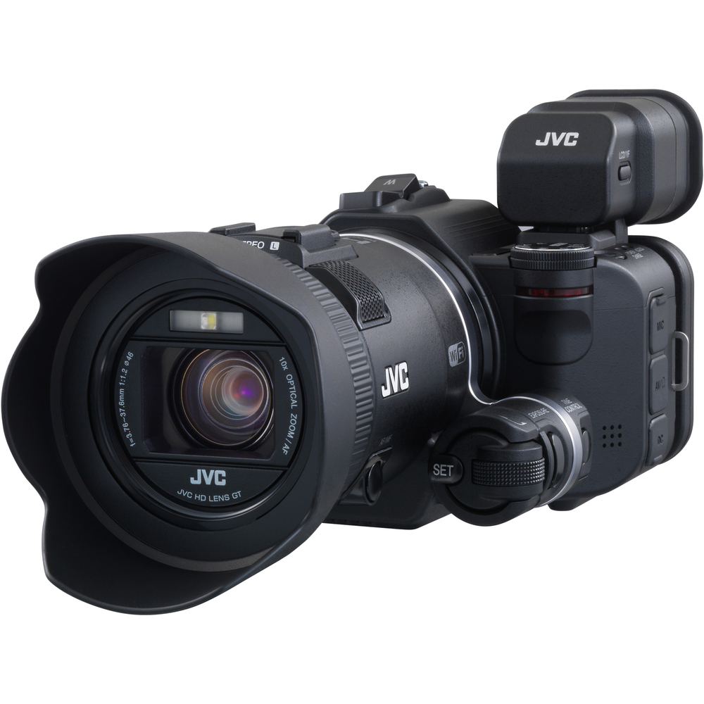 GC PX100 TOP HIGH-END FULL HD KAM. JVC