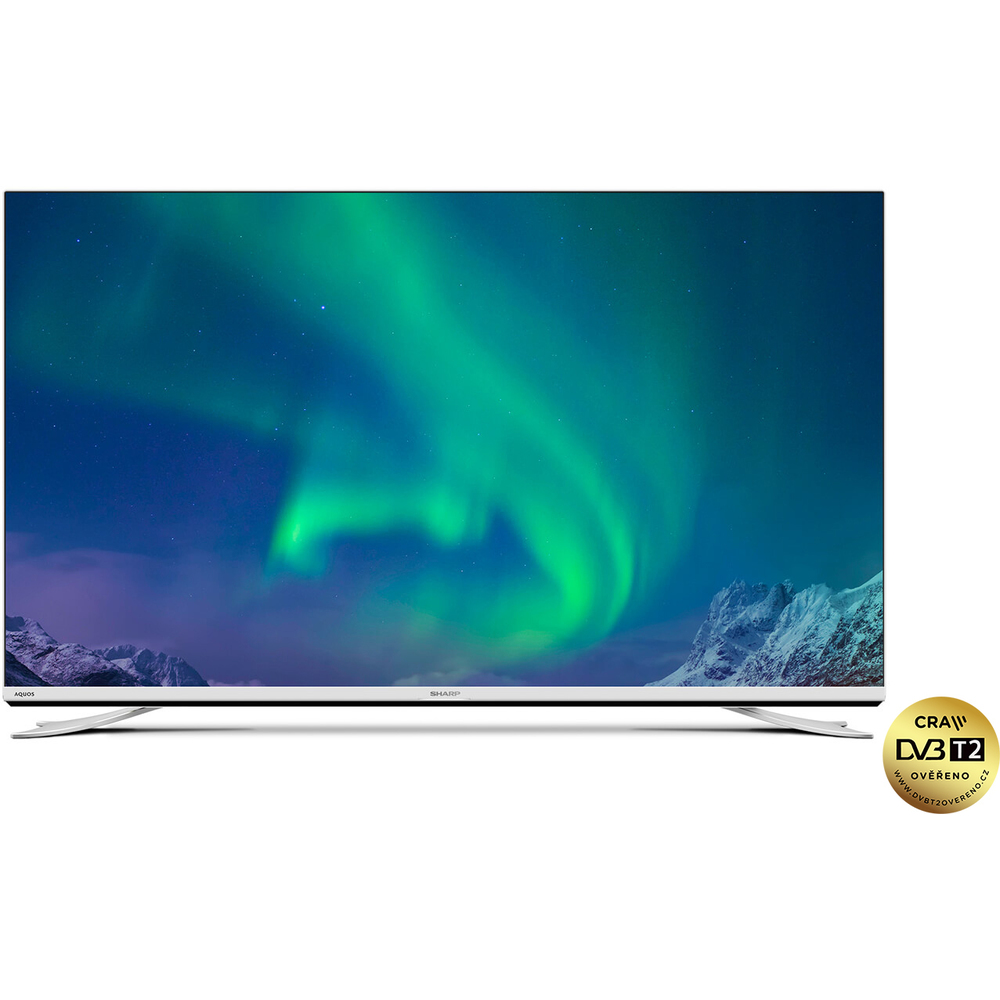 LC 49XUF8772 UHD 800Hz, SMART H265 SHARP
