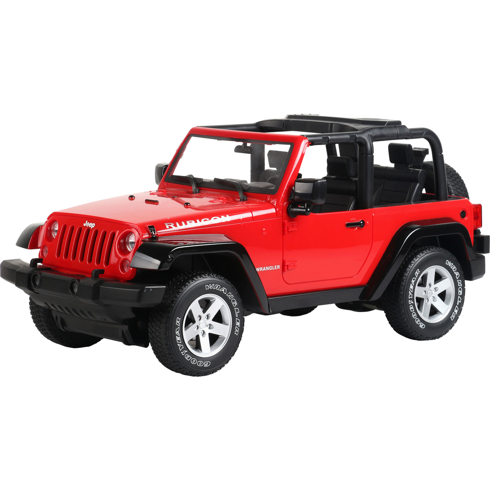 BRC 10010 RC Jeep 1/10 BUDDY TOYS