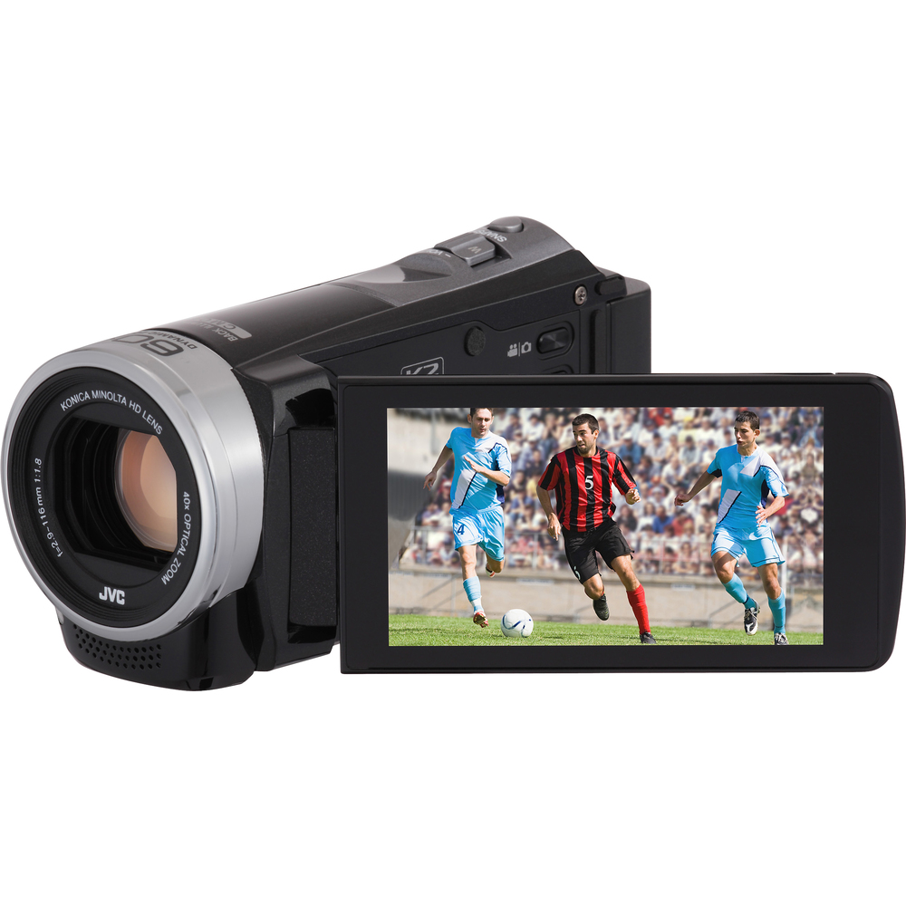 GZ E305B FULL HD VIDEOKAMERA JVC