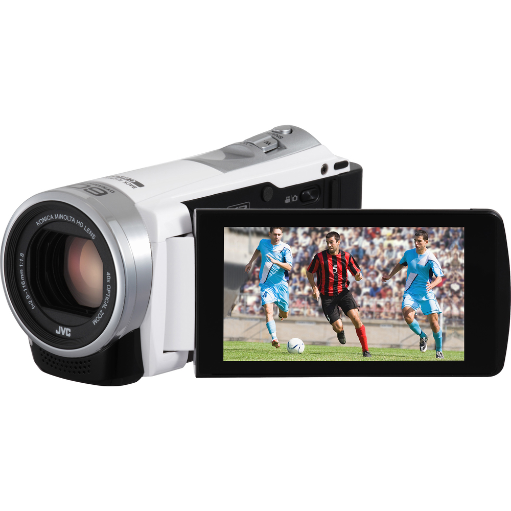 GZ E305W FULL HD VIDEOKAMERA JVC